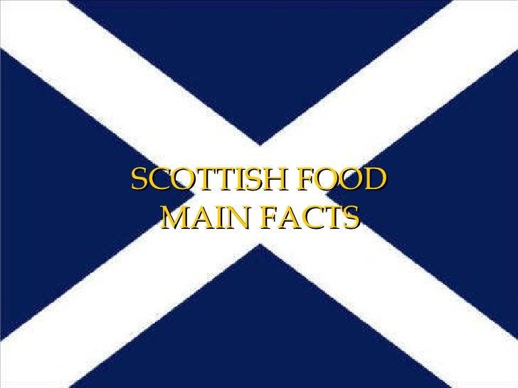 Scottishfood