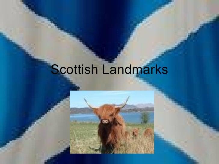 Scottish Landmarks