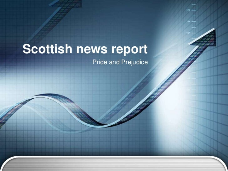 Scottish news report