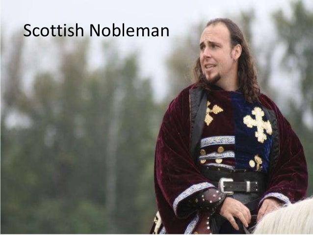 Scottish Nobleman