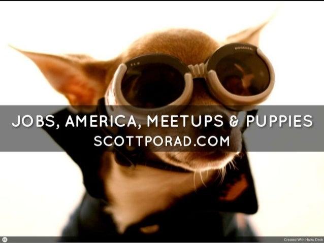 Scott Porad - EmMeCon Seattle 2013