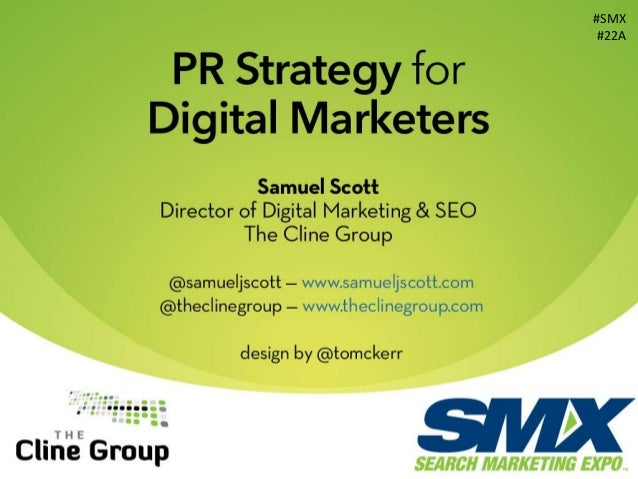 PR Strategy for Digital Marketers