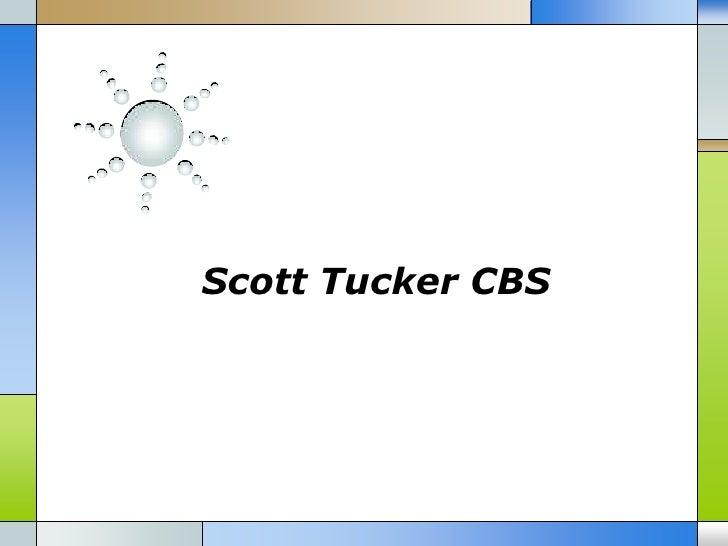 Scott Tucker CBS