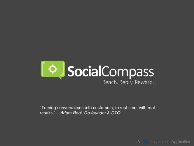 SocialCompass Overview