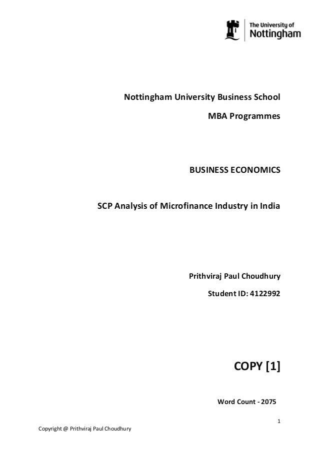 Nottingham University Business School                                                      MBA Programmes                 ...