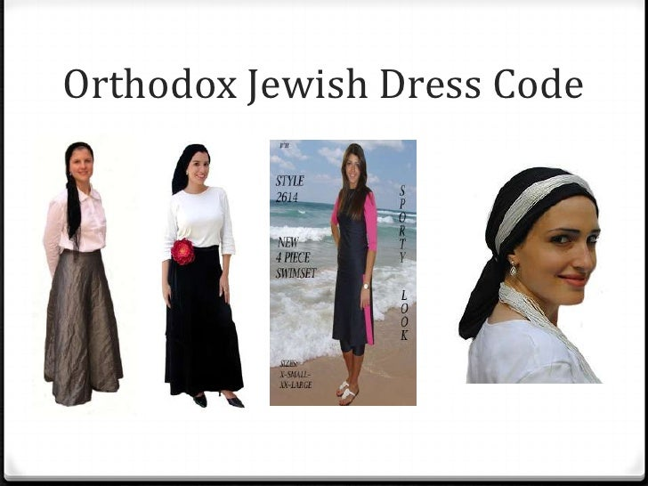 Image result for orthodox jewish women dress code