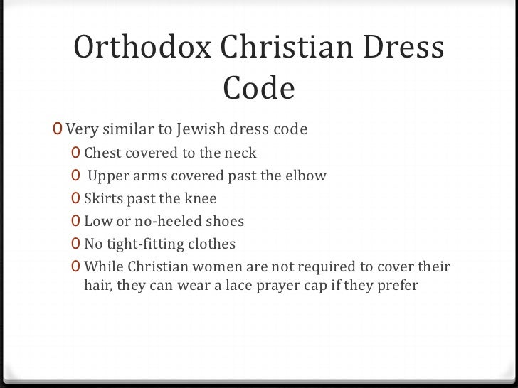 Simple Dress Code For Men And Women Which Needs To Be Taken Seriously  Weddings, And Religious Festivities Christian Women Cover Their Heads In Many Religious