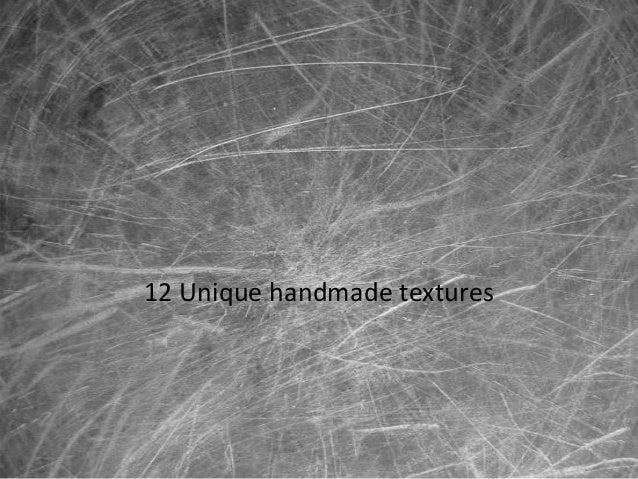Scratchy Monochromatic Textures