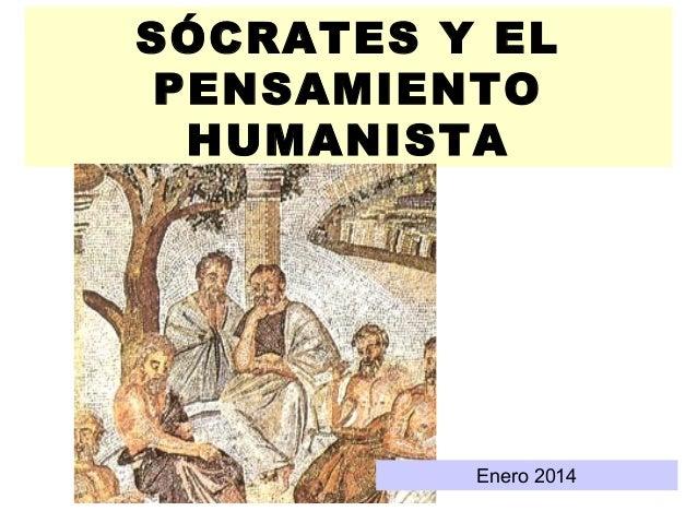 el pensamiento humanista: