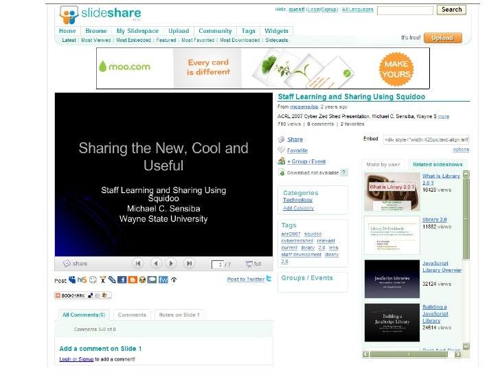MLA 2008 Screenshots