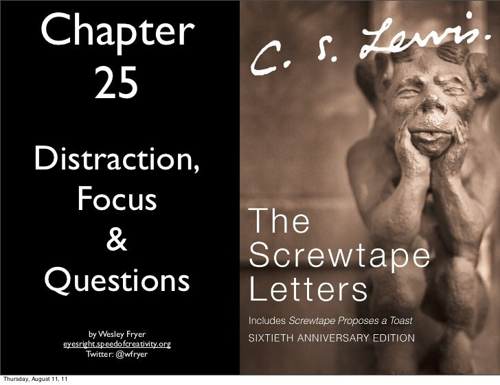 Chapter              25          Distraction,             Focus               &          Questions                        ...