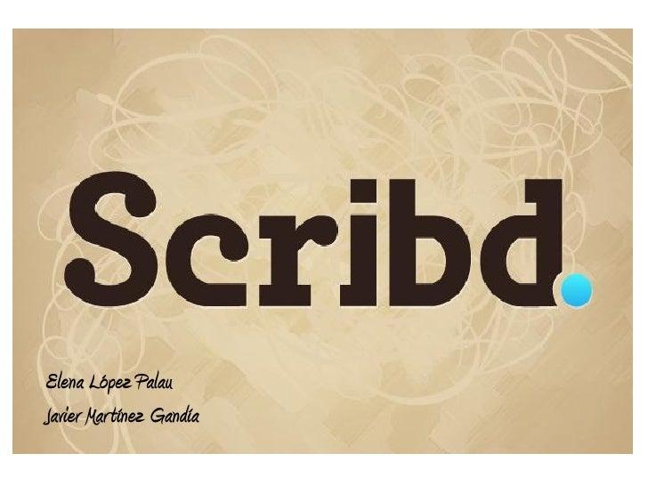 Presentación Scribd