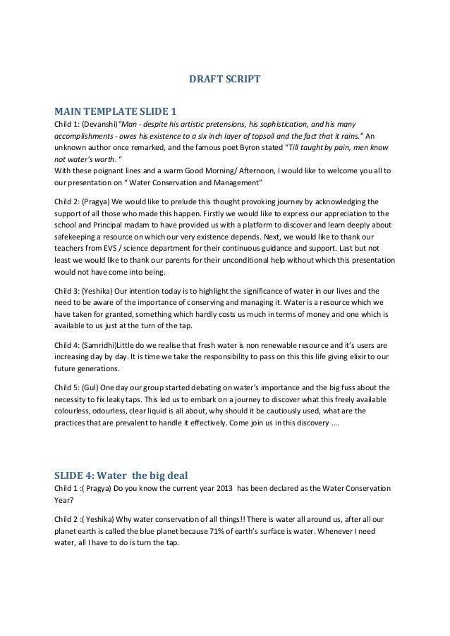 essay on job descriptions vs business