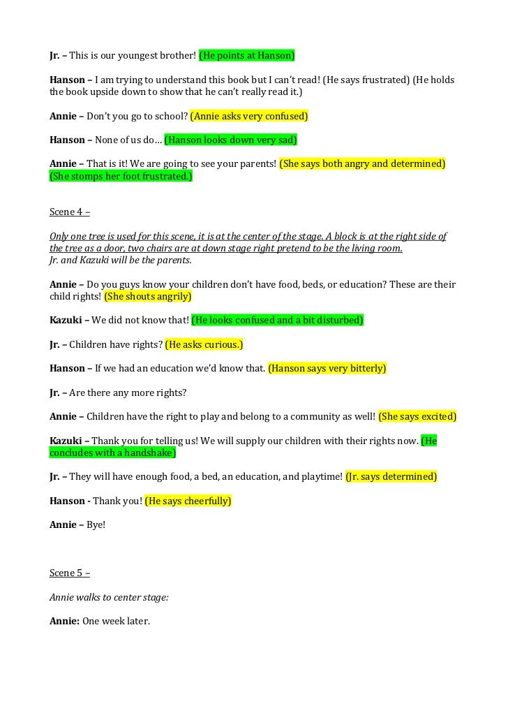 Readers theater scripts phantom tollbooth