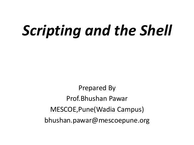 mastering linux shell scripting pdf