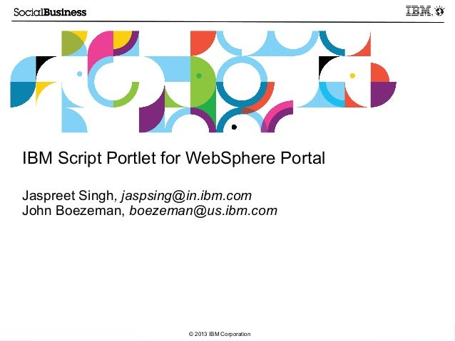 Developing Portlets using HTML, CSS and JavaScript