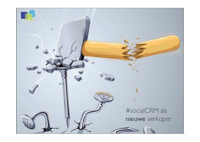 SocialCRM keynote Innomarketing