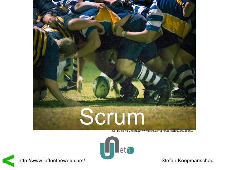 Scrum (dutch)