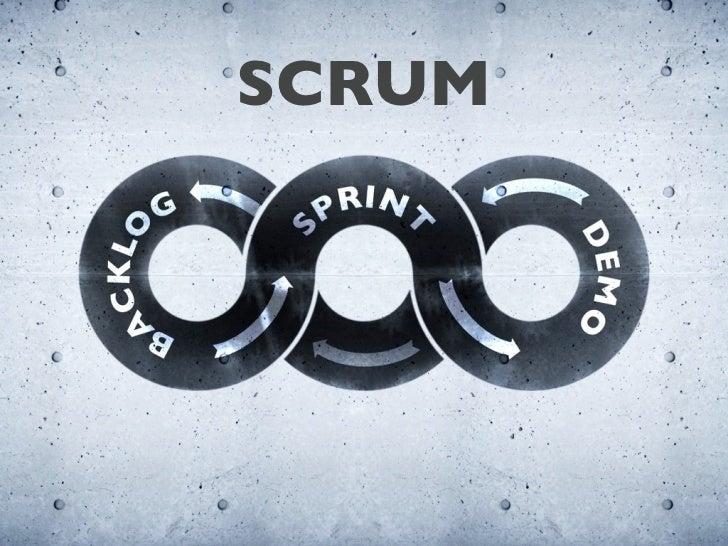 Scrum - The Very Basics