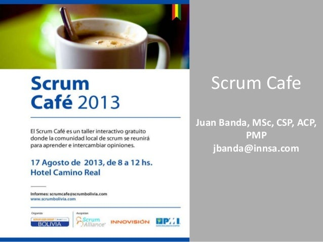 Scrum Cafe