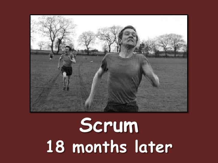 Scrum 18 months later