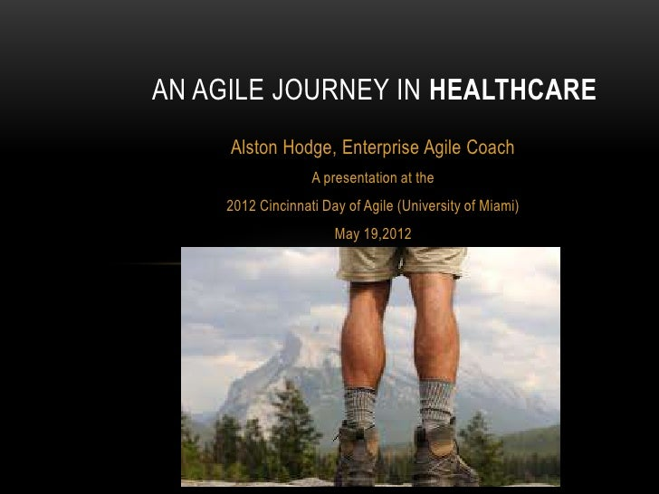 Scrum Journey In Healthcare   Day Of Agile
