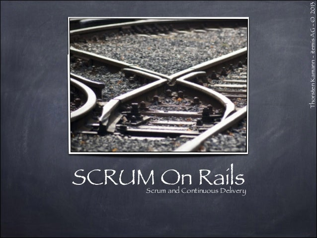 Scrum on rails