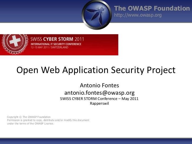 Meet the OWASP