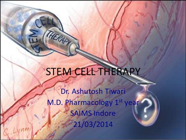Stem Cell Therapy and Genetic Testing?