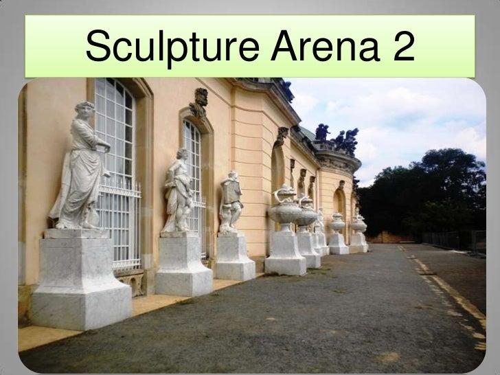 Sculpture Arena 2<br />