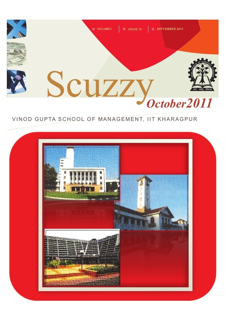 VOLUME1      ISSUE 15    SEPTEMBER 2011              Scuzzy                                        October2011V I N O D G ...