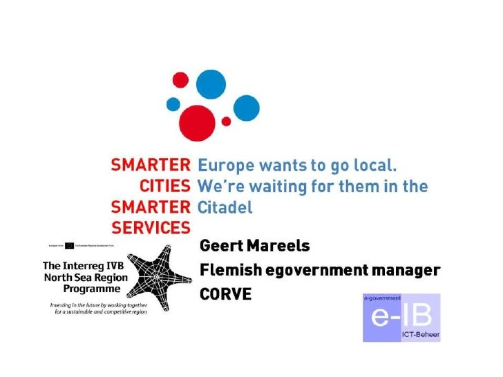SMARTERCITIESSMARTERSERVICES<br />