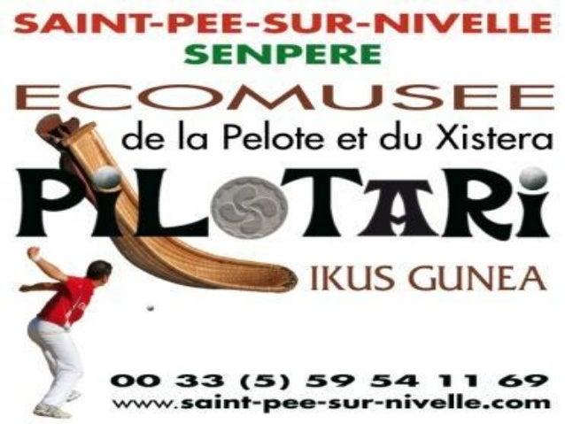 À retenir• Visite en français, espagnol et basque• Visite en son et lumière de 45 minutes• Tarifs individuels :  – 5 € par...