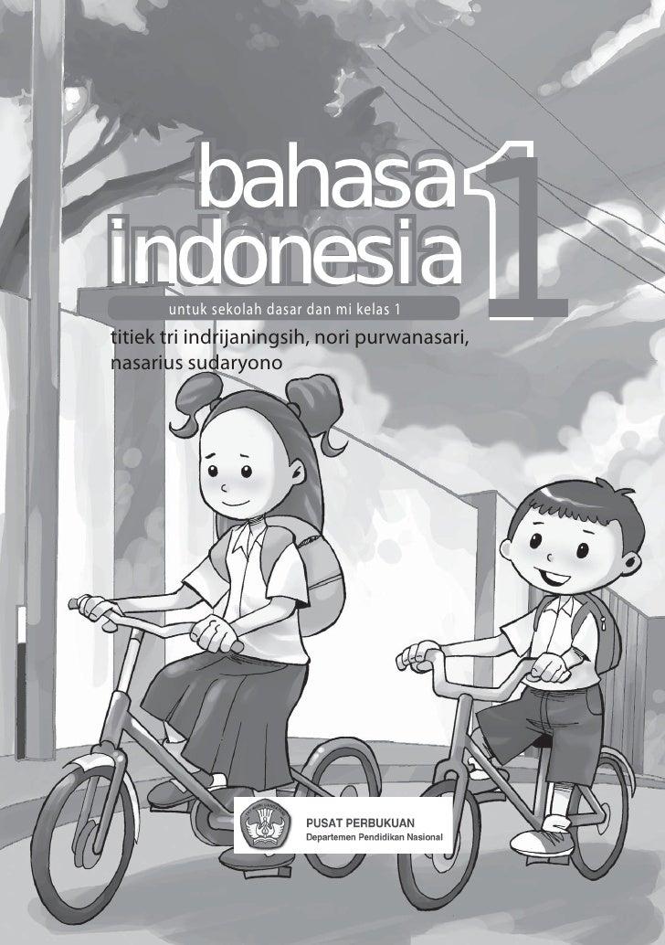 Sd1bhsind bahasa indonesia titiektriindrijaningsih