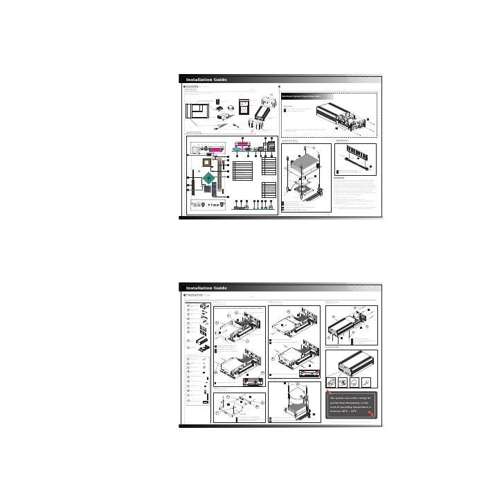 Installation Guide General Information Item Checklist                                                                     ...