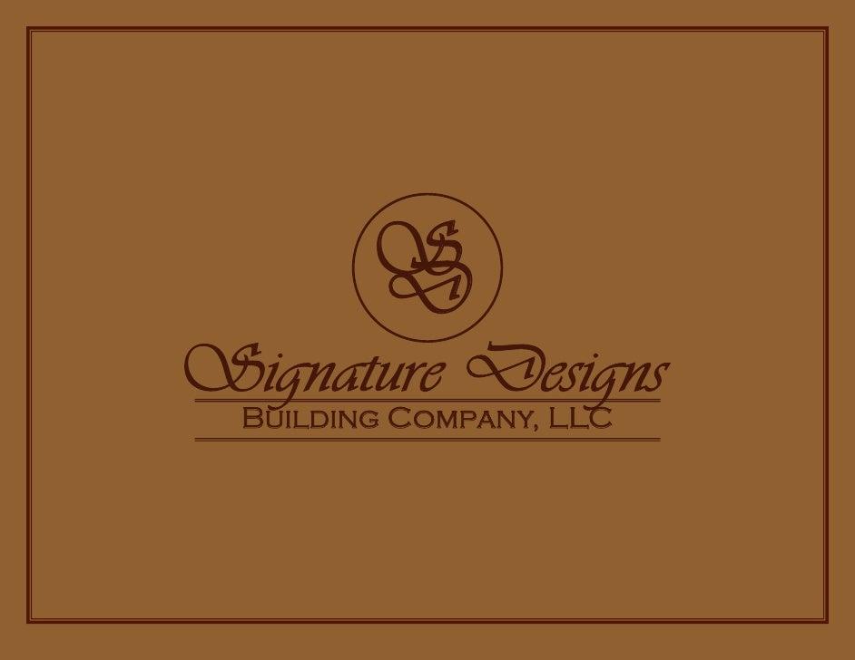 S        D Building Company, LLC