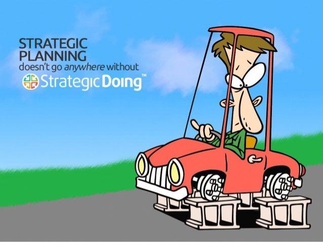 Strategic Doing | Car on Blocks