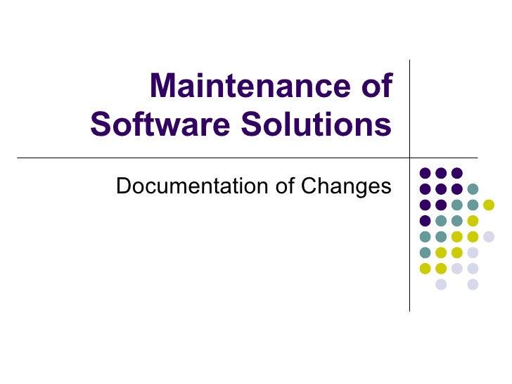 Sdd Documentation