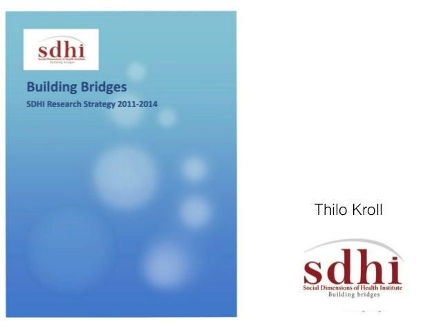 Sdhi strategy presentation