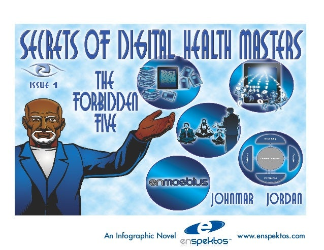 Infographic Novel: Secrets of Digital Health Masters