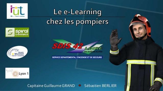 Sébastien BERLIERCapitaine Guillaume GRAND