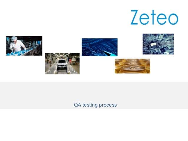 QA Tips on Software Development Testing Process