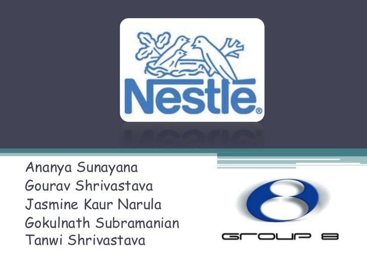 Custom Nestle Distribution Network Development Essay