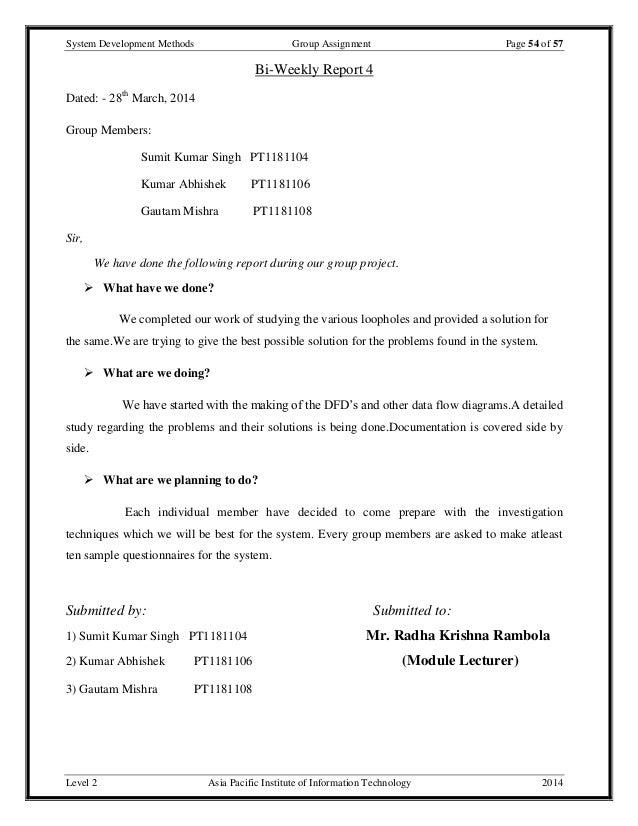term paper on management development