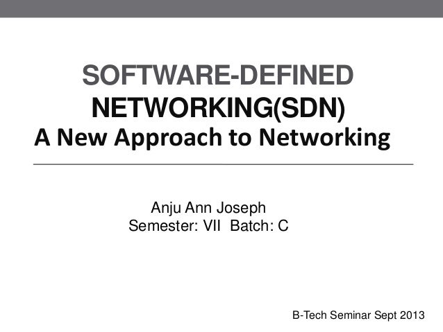 Softwaredefined Networkingsdna Approach Networking 638 Cb Software Defined
