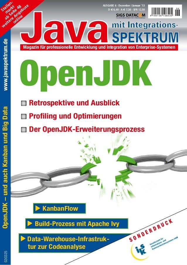 """""""Raus aus der Dependency Hölle"""" - ein Artikel der iks im JavaSPEKTRUM"""