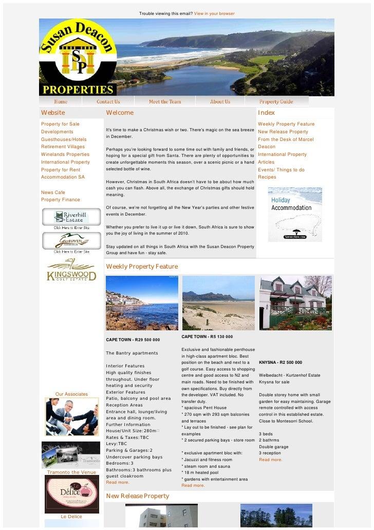 SDP Group newsletter