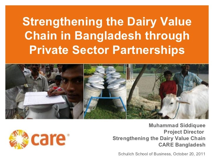 Strengthening the Dairy ValueChain in Bangladesh through Private Sector Partnerships                            Muhammad S...