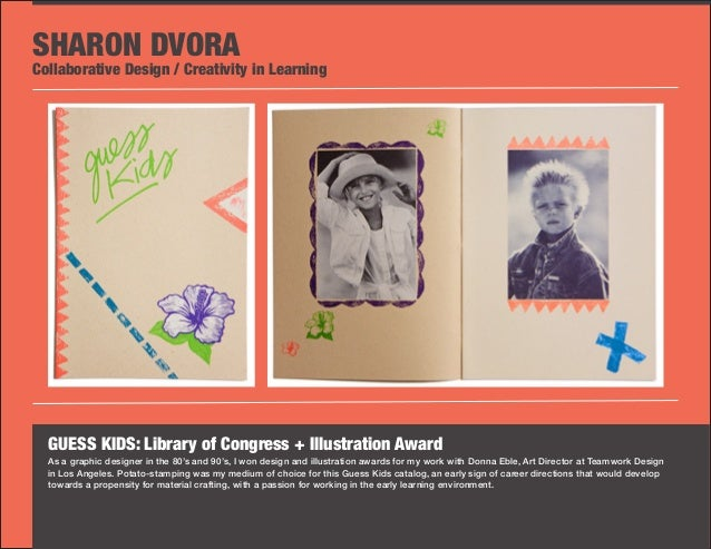 Sharon Dvora Portfolio Pages