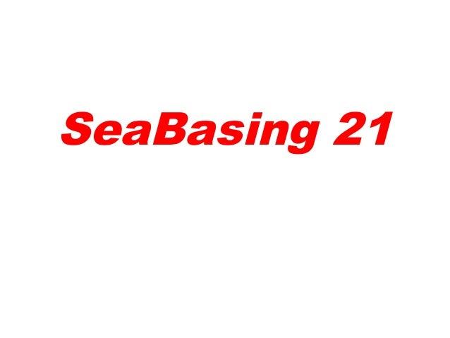 SeaBasing 21 v3.0